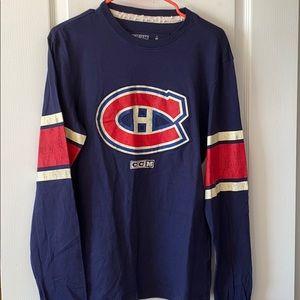 Montreal Canadiens long sleeve